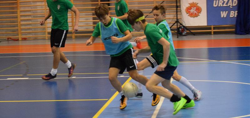 Akademia: Juniorzy młodsi oraz trampkarze w finale ligi halowej