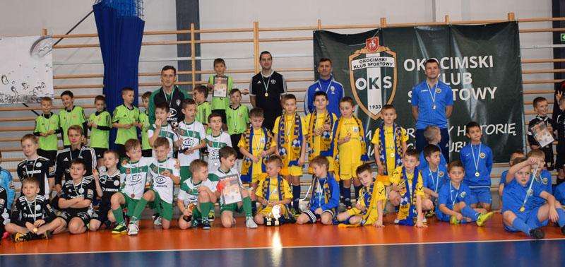 Fotorelacja z niedzielnego turnieju CANPACK Okocimski – rocznik 2009