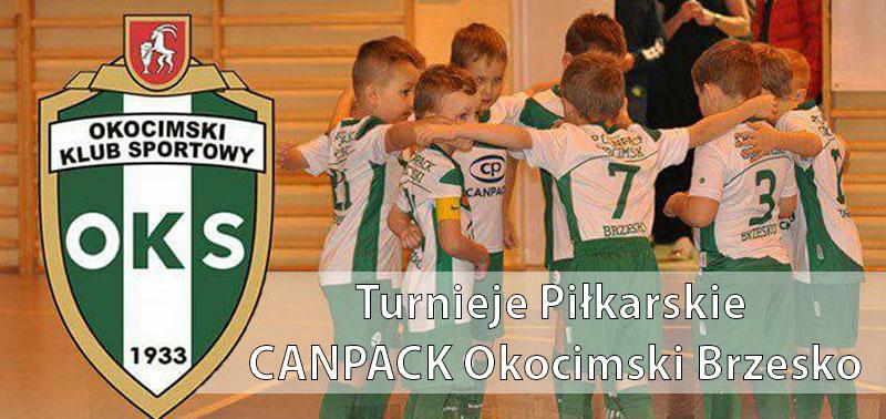 Weekendowe turnieje CANPACK Okocimski Brzesko