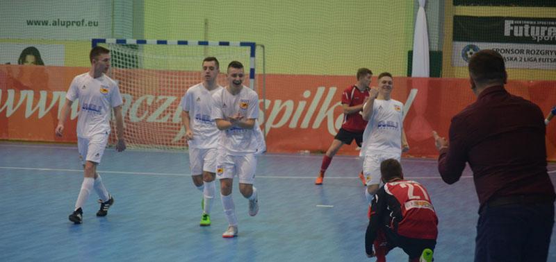Młodzieżowe Mistrzostwa Polski w Futsalu U-14
