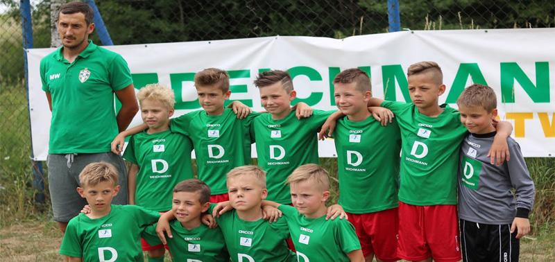 Drugie miejsce żaków w turnieju Deichmanna
