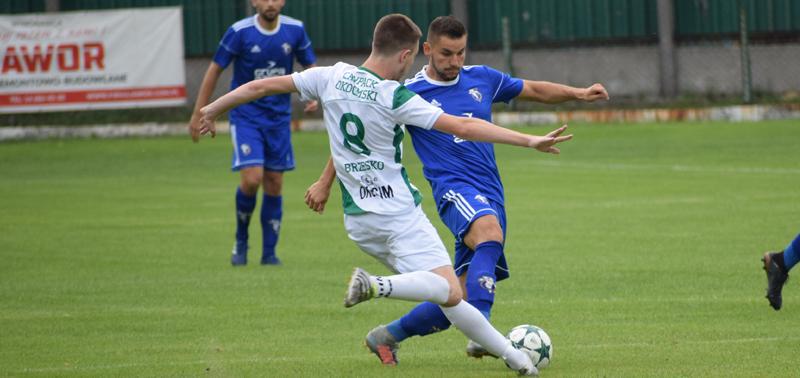 Skrót z sobotniego meczu CANPACK Okocimski  – Unia Tarnów