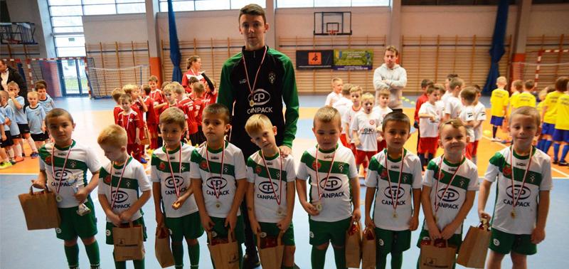 Turniej w Skawinie rocznika 2012/2013