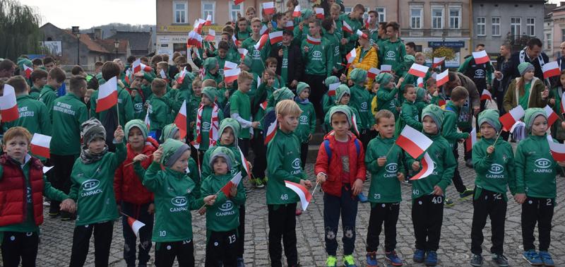 Galeria: Obchody 100-lecia odzyskania niepodległości przez Polskę