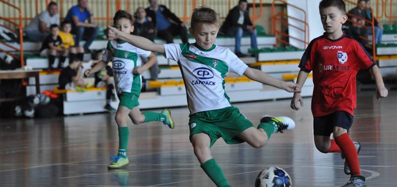 Występ młodych zawodników na turnieju w Gorlicach