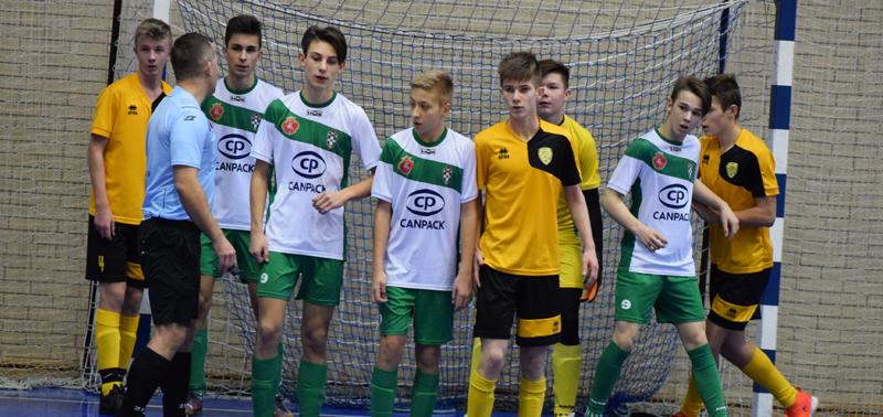 Znamy rywali w turnieju finałowym w futsalu U14