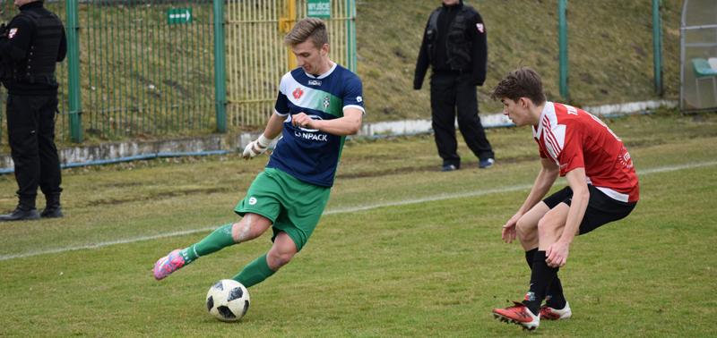 Mateusz Wawryka i Przemysław Bury o meczu z Tarnovią