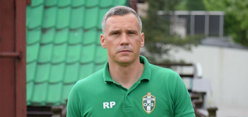 Rafał Policht trenerem Jadowniczanki Jadowniki