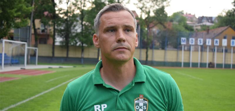 Rafał Policht o sobotnim meczu
