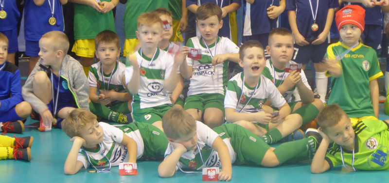 "Akademia: Skrzaty na turnieju ""Hutnik CUP 2019"""