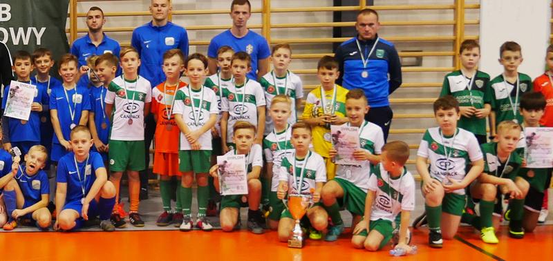 Okocimski CUP rocznik 2010: Tarnovia najlepsza.
