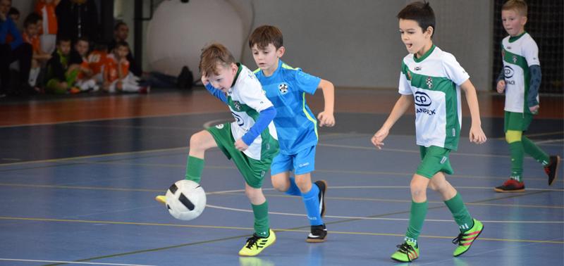 Akademia Futbolu z Głową zwycięzcą niedzielnego turnieju
