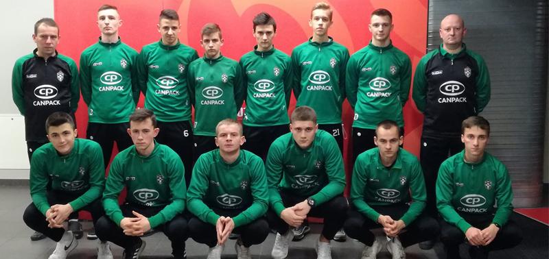 Futsal U20: Najlepszy Rekord Bielsko-Biała