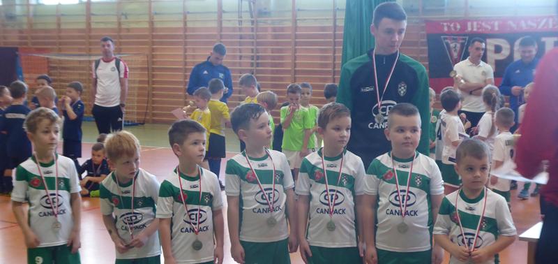 Akademia: Bardzo dobry występ skrzatów w Turnieju Energa CUP