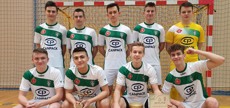 Akademia: Juniorzy starsi najlepsi w Bochni