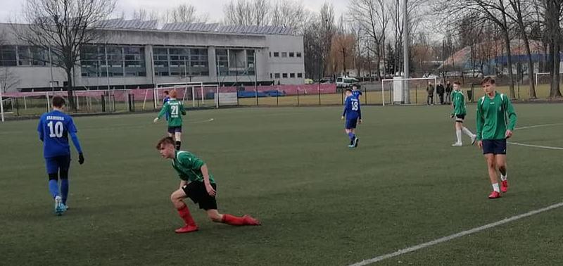 Akademia: Trampkarze lepsi od Polonii Warszawa