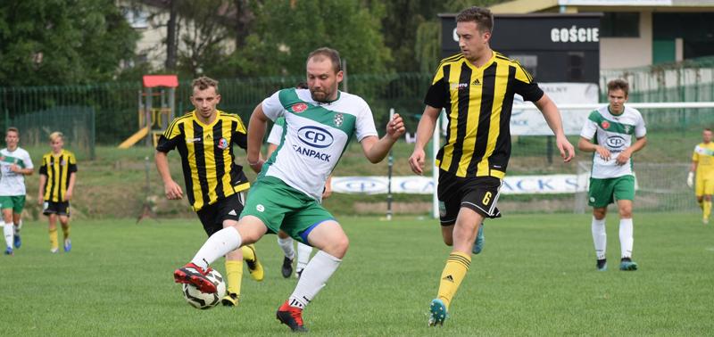Wysokie zwycięstwo rezerw CANPACK Okocimski