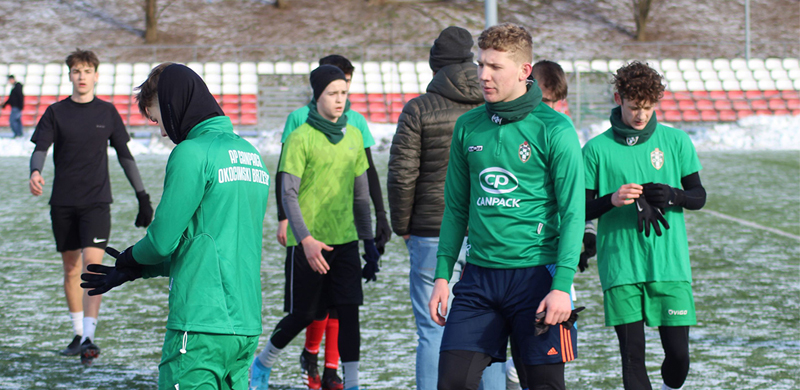 Akademia: Juniorzy młodsi na turnieju w Szalowej