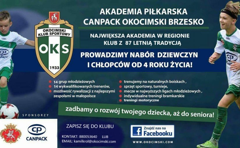 Rekrutacja do AP CANPACK Okocimski