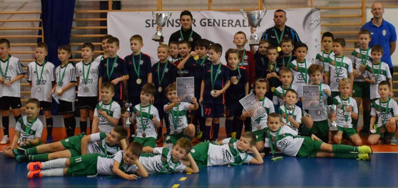 Galeria z sobotniego turnieju rocznika 2012